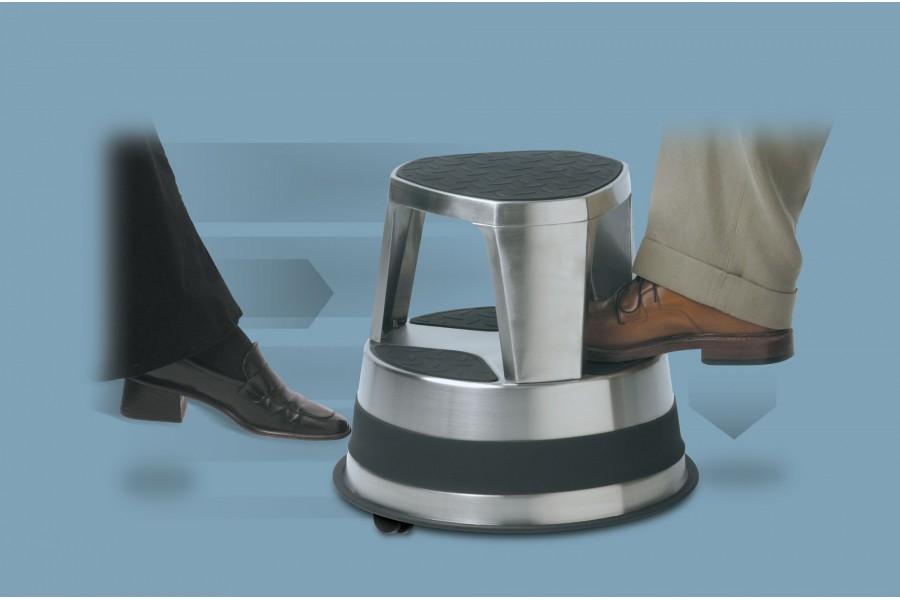 17025j Rolling Step Stool