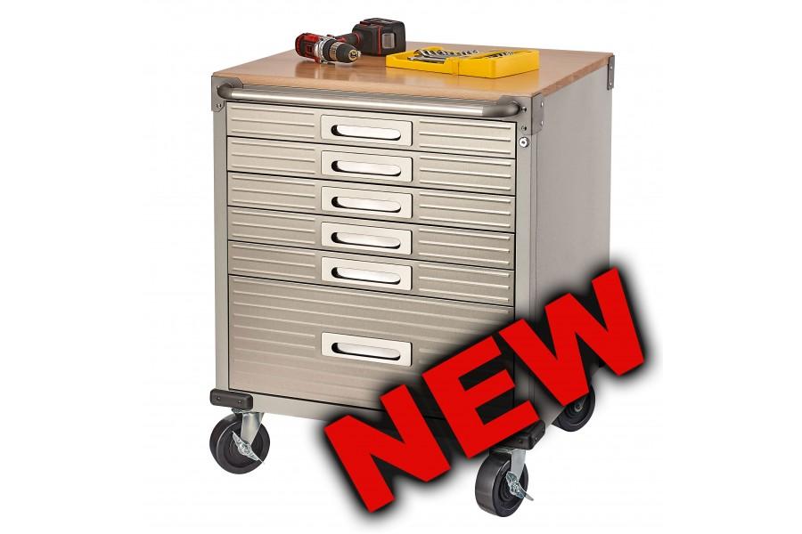 Rolling Drawer Cabinet-20184J