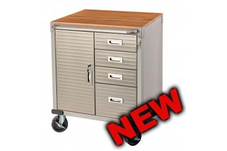 Rolling Base  Cabinet-20225J